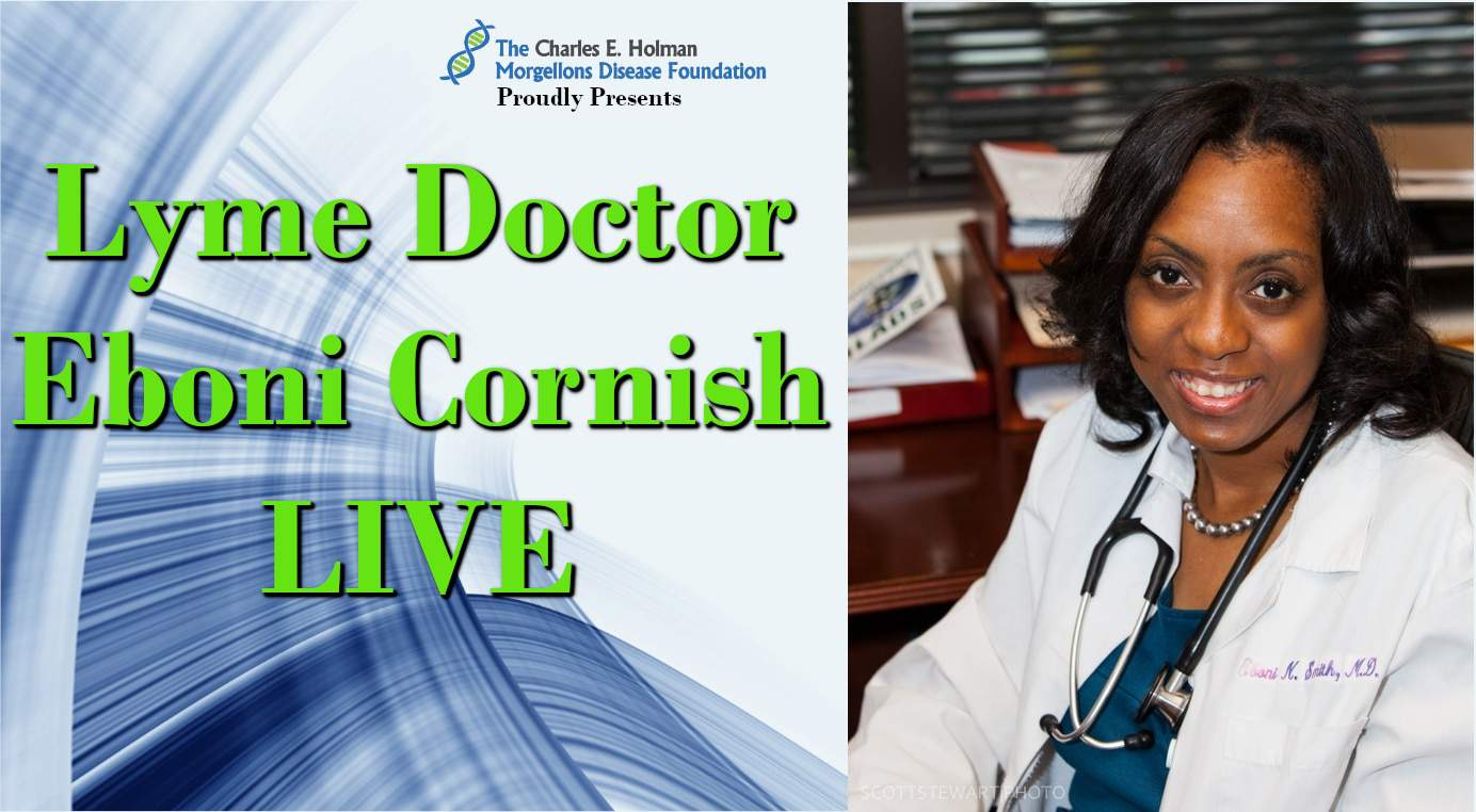Lyme Doctor Eboni Cornish Interview